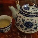 蘭蘭 - 茉莉花茶:500円