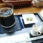 森の神話 - アイスコーヒー