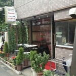 サンサール - 最寄りは東新宿駅です。