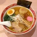 ラーメン まるいし - 懐かしラーメン(600円)
