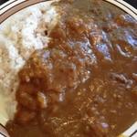 あけぼのすぎ - 料理写真:高原カレー