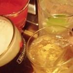 20438394 - 各自好きなドリンクで乾杯!