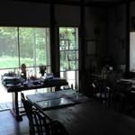 ハーブ&クラフト花木香 - テーブル席