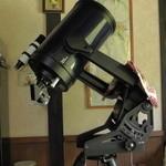 ハーブ&クラフト花木香 - 望遠鏡でしょうか?