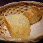 カンティネッラ イル プレミオ - パン2種