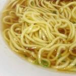 NOODLE STOCK 鶴おか - 煮干醤油らーめん 2013年8月