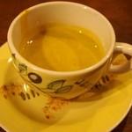 洋食ラフラフ - 南瓜の冷たいスープ