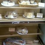 カントリーキッチン木立 - プリン・ケーキ・サンドイッチコーナー