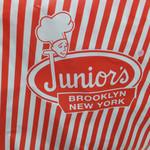 ジュニアーズ ニューヨーク - 元祖というのは諸説あるらしいけど、NYでは有名!