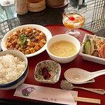 chuugokushuboukoukei - 麻婆定食 700円