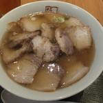 20450555 - 焼豚ラーメン ¥850