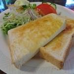 クルミ - トースト