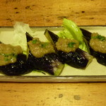 松美屋 - なすの肉味噌
