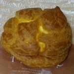 クールランプリール - シュークリーム126円