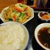 ないとう食堂 - 料理写真:野菜炒め定食¥850