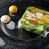 Les enfants gates - 料理写真:契約農家から取り寄せた20種類の野菜のテリーヌ