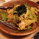鉄庵 - チョレギサラダ