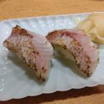 山さん寿司 - のどぐろの握り