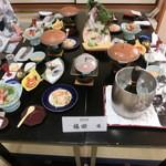 旅亭懐石 のとや - 料理写真: