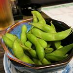 ひよこ家 - 枝豆