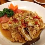 ハオ ハオ - 油淋鶏