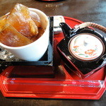 蔵茶房 かわらや - 料理写真: