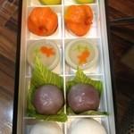 松涛園 - 生菓子