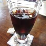ウッドストック - セットドリンク(アイスコーヒー)
