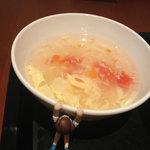 20457693 - セットのスープ