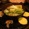 MA-なべや - 料理写真:にんにく塩スタミナ鍋(食べ放題)