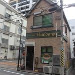 ブルックリン - お店は昭和通りと明治通りの間にある道路沿いにありますよ。