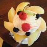 果実園 - 桃のパヘ