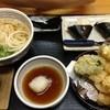 天霧 - 料理写真:花結(かけうどん)
