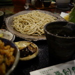 夢創庵 - 週末限定蕎麦膳¥2,000-