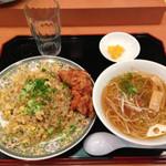 中華食堂 紅龍 - 本日の日替りランチ 680円