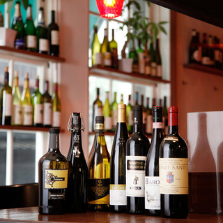 イタリアワインを中心に・・・