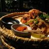 野趣家 - 料理写真:定番人気!! 大山地鶏の唐揚げ