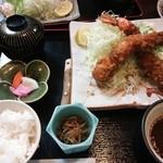 20466827 - 海老フライ定食