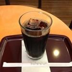 エクセルシオールカフェ - H.25.8.4.昼 アイスコーヒーS 260円