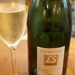 アルルの食堂 urura - シャンパン