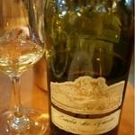 アルルの食堂 urura - ジュラの白ワイン