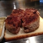 南海グリル - ハンバーグステーキ