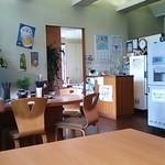 五百川食堂 - 店内。