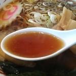 五百川食堂 - スープ。リフト(^-^)/
