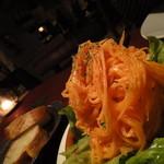 ロスファローレス - にんじんのヴィネガーサラダ
