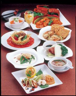 チャイナRai 中国料理 - 8000円コース料理