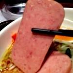 香港食市場 - ハムラーメン