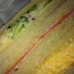 ほんだ屋 - 料理写真:サンドイッチは母の味がしました