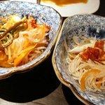 KOREAN CUISINE RESTAURANT 五湯道   - 冷麺