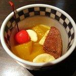 KOREAN CUISINE RESTAURANT 五湯道   - マンゴーゼリー